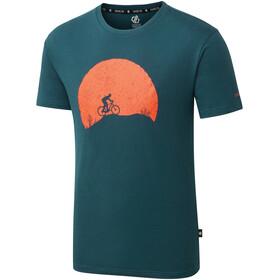 Dare 2b Determine T-shirt Homme, majolica blue